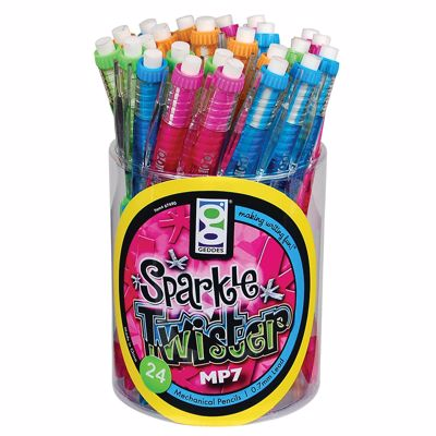 Picture of Sparkle Twister 0.7mm Mechanical Pencils