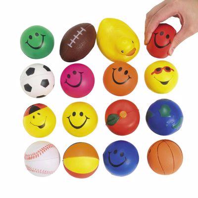 Picture of Stress Ball Assortment