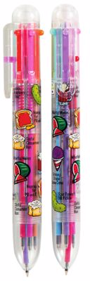 Picture of Scent-sibles Scented 6-Color Pens