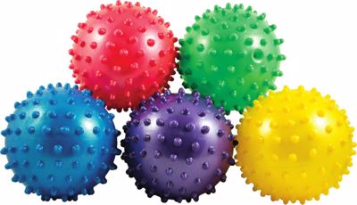 Picture of 3 Inch Knobby Balls