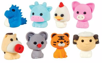 Picture of Wee Ones Eraser Toppers