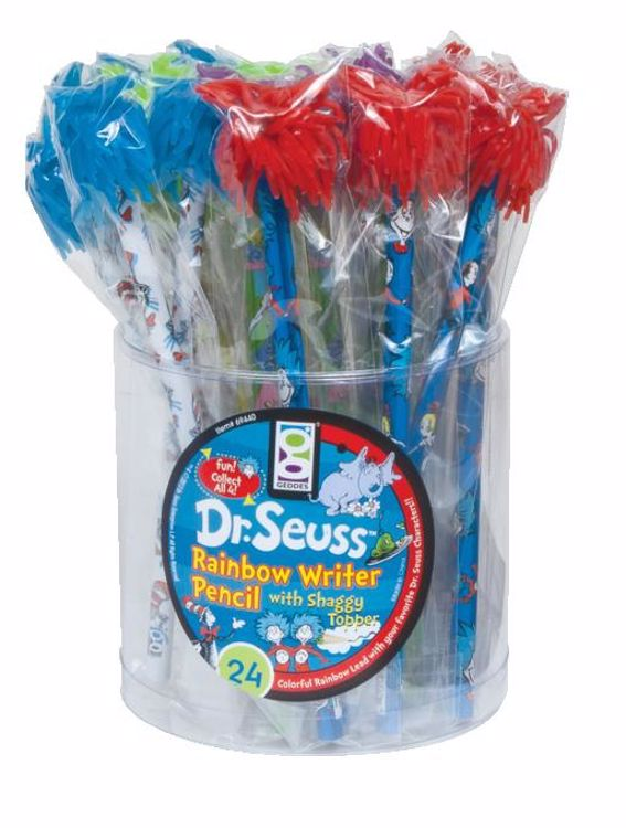 Picture of Dr. Seuss Rainbow Writers