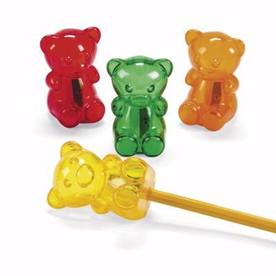 Picture of Gummy Bear Sharpeners