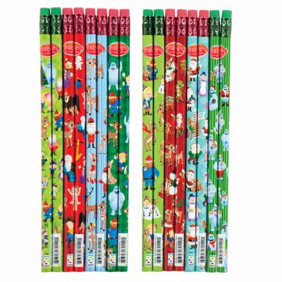 Picture of Rudolph The Red-Nosed Reindeer® Pencils