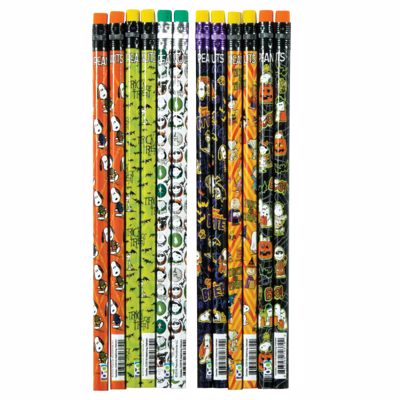 Picture of Peanuts® Halloween Pencils