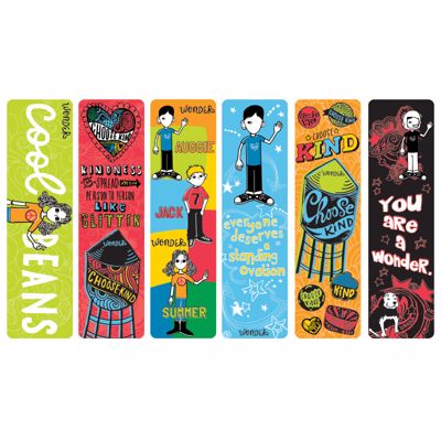 Picture of Wonder Bookmarks