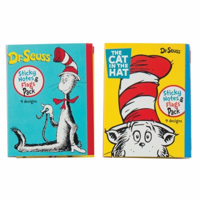 Picture of Dr. Seuss™ Sticky Note Packs