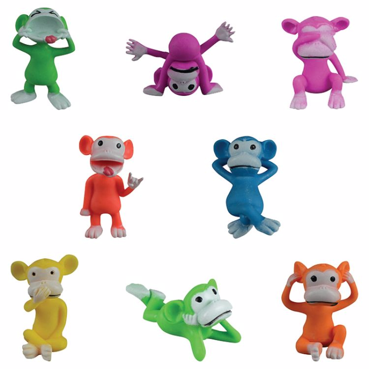 Picture of Cheeky Chimps Figures
