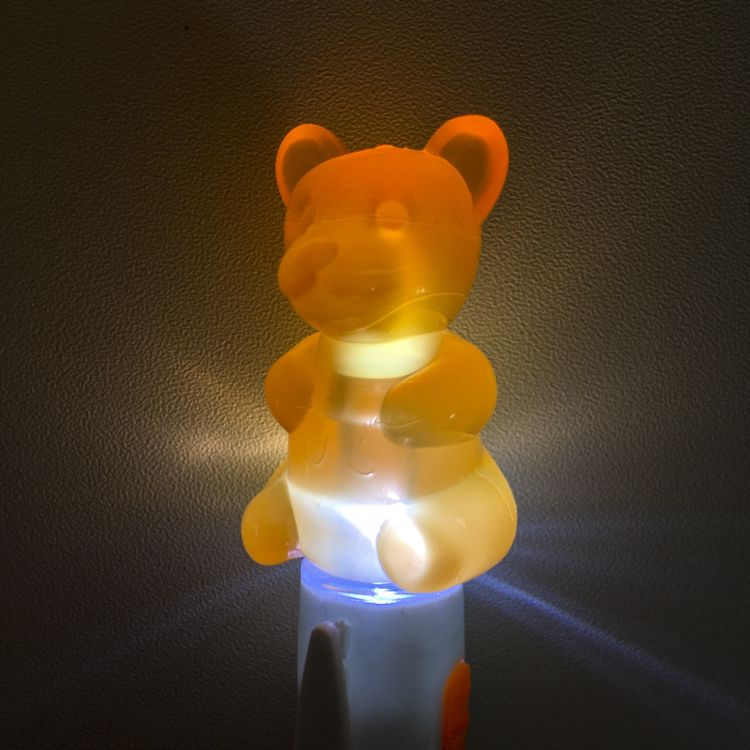 Picture of Scented Gummy Bear Light-Up Highlighters