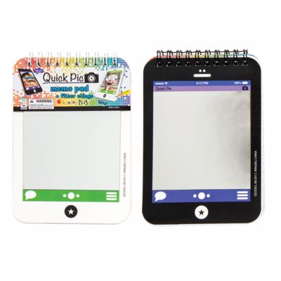 Picture of Quick Pic Memo Pads & Filter Clings