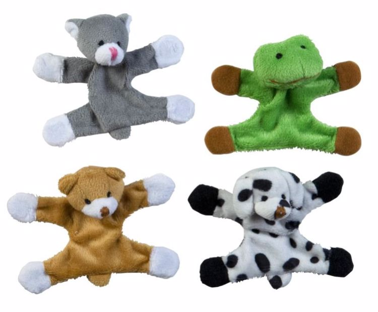 Picture of Locker Buddies Plush Magnets