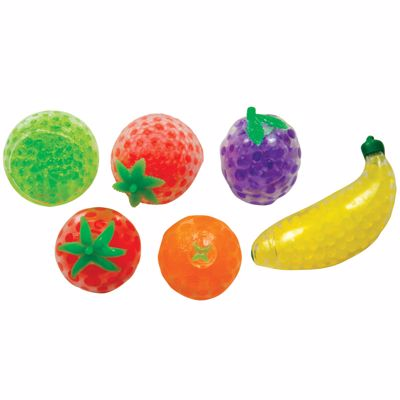 Picture of Fruity Beads Squish Balls