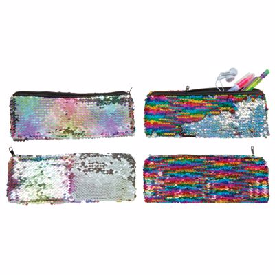 Picture of Rainbow Magic Sequins Pencil Pouches