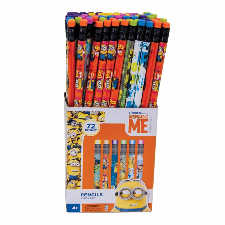 Picture of Despicable Me! Pencils