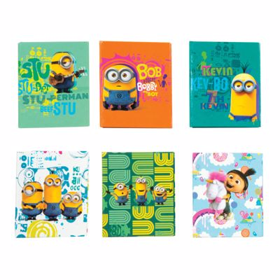 Picture of Despicable Me! Little Notebooks