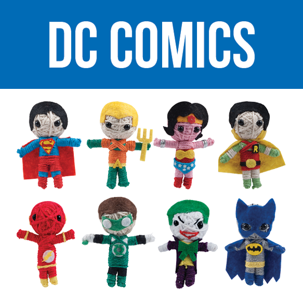 Picture for category DC Comics
