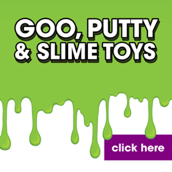 Picture for category Goo, Putty & Slime Toys