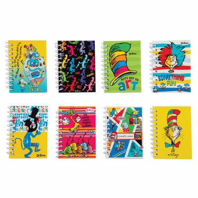 Picture of Dr. Seuss Express Yourself Little Notebook