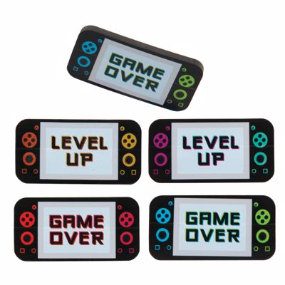 Picture of Handheld Game Glitch Erasers