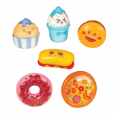 Picture of Squishy Snacks Slow Rise Toys