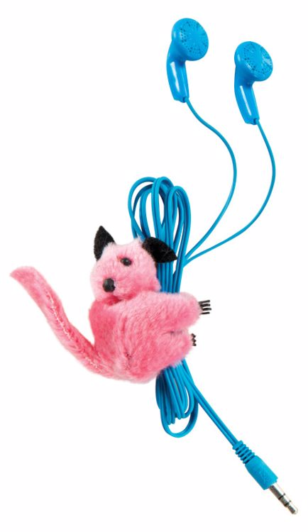 Picture of Clip-On Critter Plush Animal Clip
