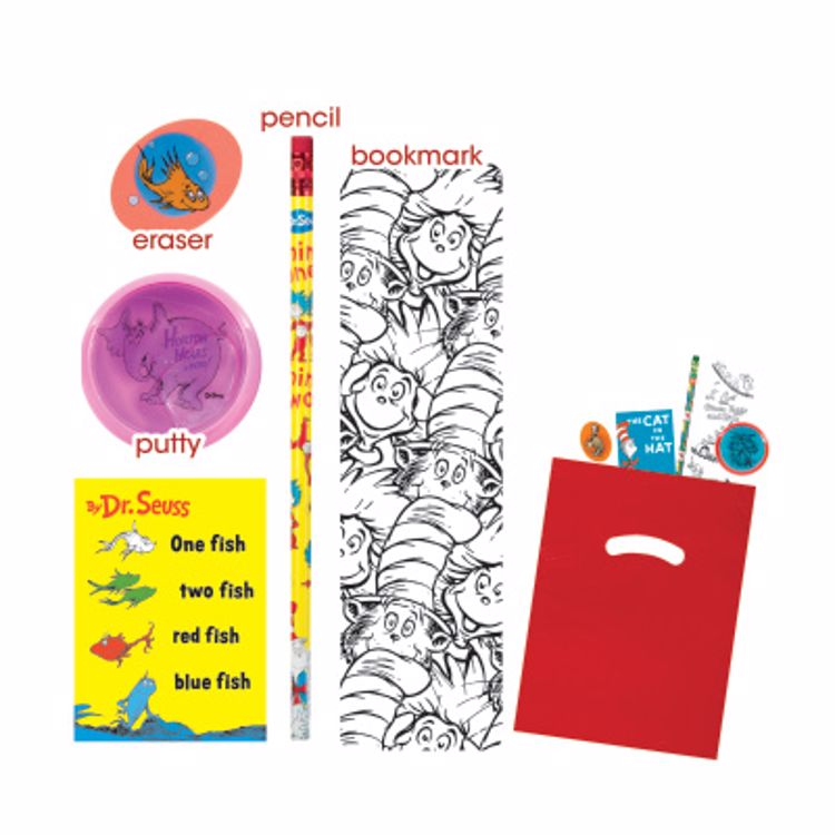 Picture of Dr. Seuss Goodie Bag