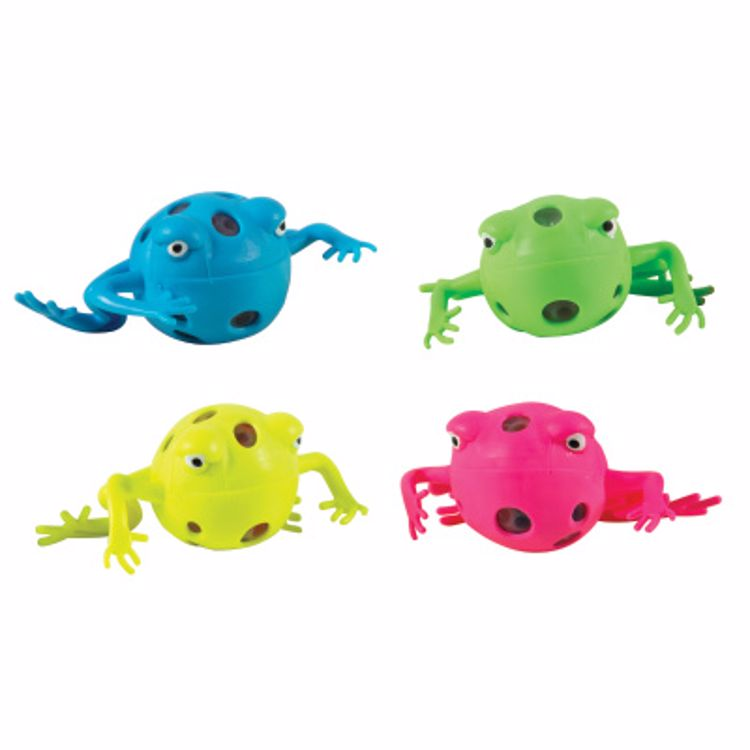 Picture of Frog Squeeze Balls