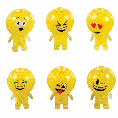 Picture of Emoji Boba Ball Toy