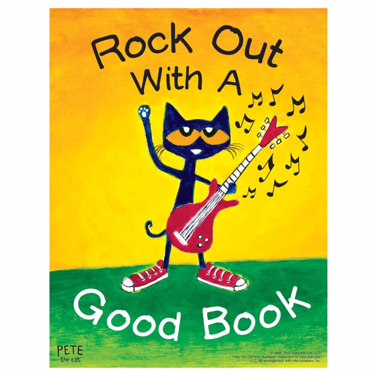 Picture of Pete The Cat Poster