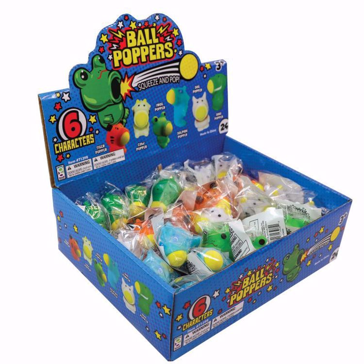 Picture of Ball Poppers Toys