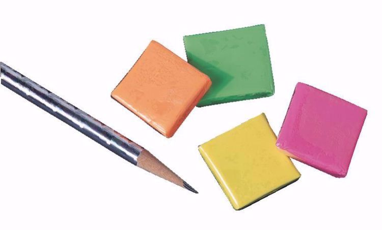 Picture of 2ct. Colorase Kneaded Erasers