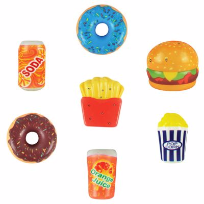 Picture of Squishy Snack Toys