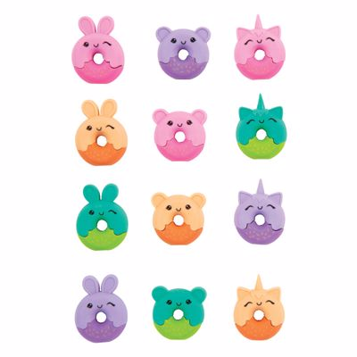 Picture of Donut Animal Pencil Eraser Topper