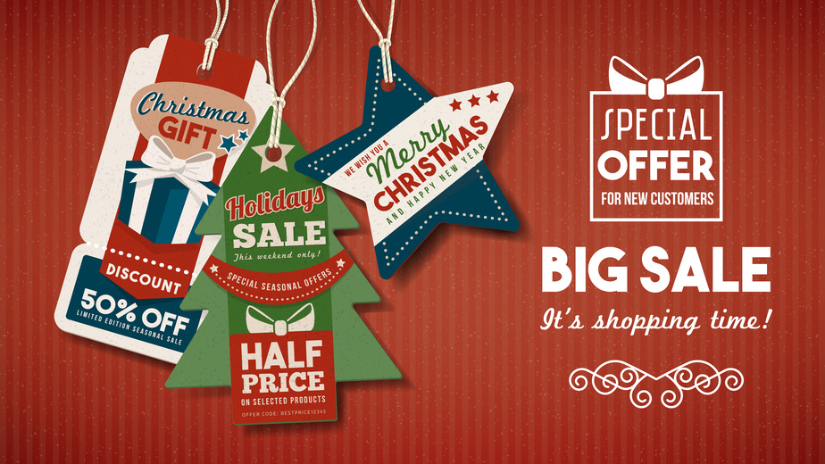 Holiday Promotions for your school store
