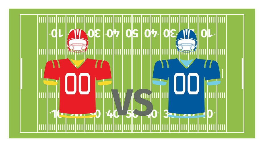 Throwing Football into Math. How you can use the popular sport to teach math.