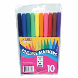 Picture of GEDDES 10-CT Fine Line Art Marker Sets
