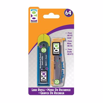 Picture of Home Office 2-Ct 0.7 mm Mechanical Pencil Refills