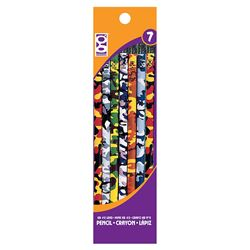 Picture of 7 Ct. Urban Camo Pencils