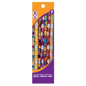 Picture of 7 Ct. Miles O Smiles Pencils