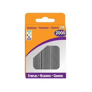Picture of Home Office 2000-Ct Standard Staples Pack