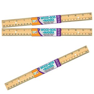 Picture of Home Office 1-Ct Wooden Ruler