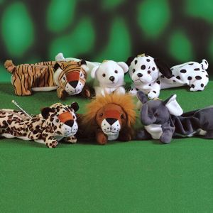 Picture of Zoo Keepers Pencil Pouches
