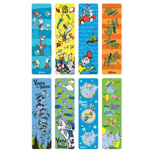 Picture of Dr. Seuss Bookmarks