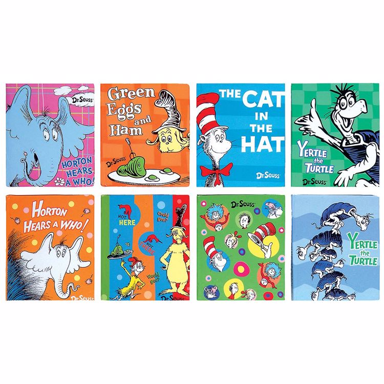 Picture of Dr. Seuss Little Notes Memo Pads