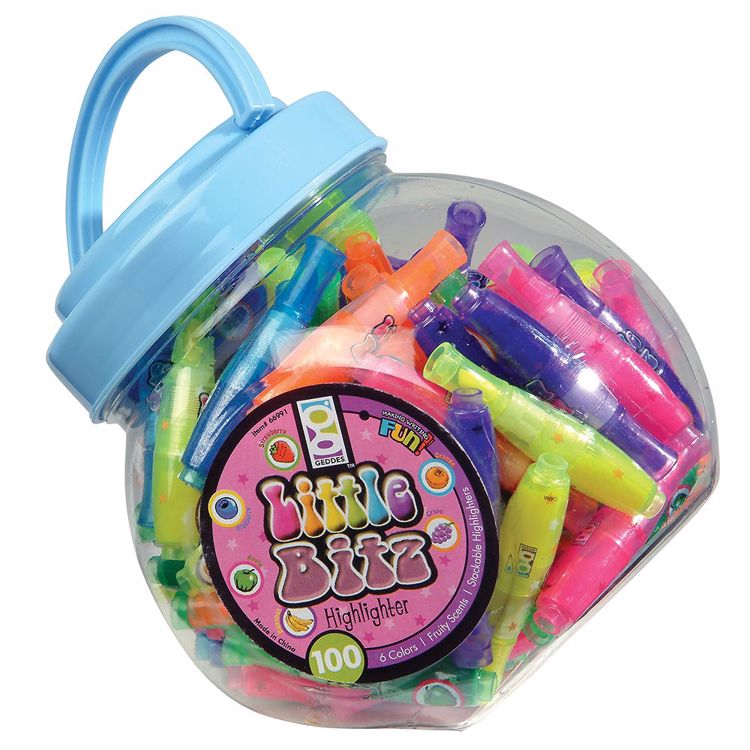 Picture of Little Bitz Scented Highlighters