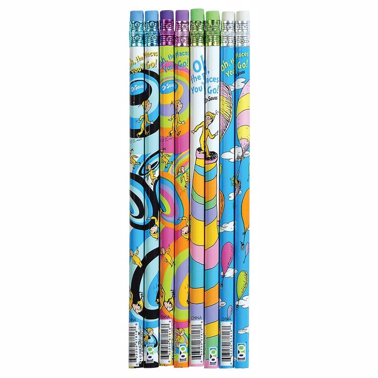 Picture of Oh The Places You'll Go! Pencils
