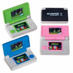 Picture of Video Game Erasers