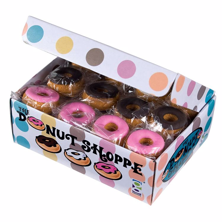Picture of Donut Shoppe Scented Erasers