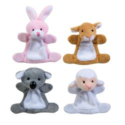 Picture of Down Under Locker Buddies Plush Magnets