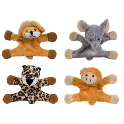 Picture of Jungle Locker Buddies Plush Magnets